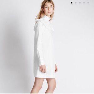 Alexa Chung Ruffle Dress